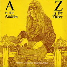 A is for Andrew